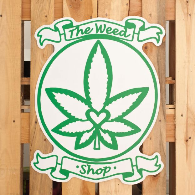 The Weed Shop
