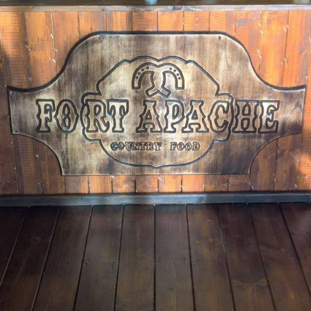 Fort Apache Country Food