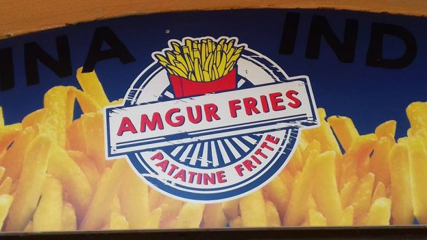 AMGUR FRIES