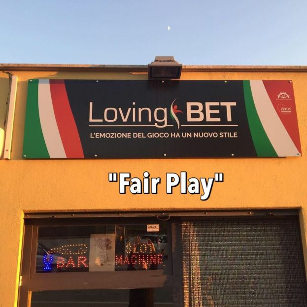 Fair Play (Loving Bet)